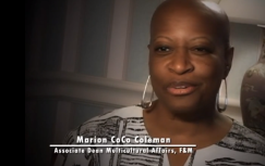 Dr. Marion CoCo Coleman, Associate Dean Multicultural Affairs F&M