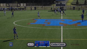 Girls Soccer Cedar Crest vs PM